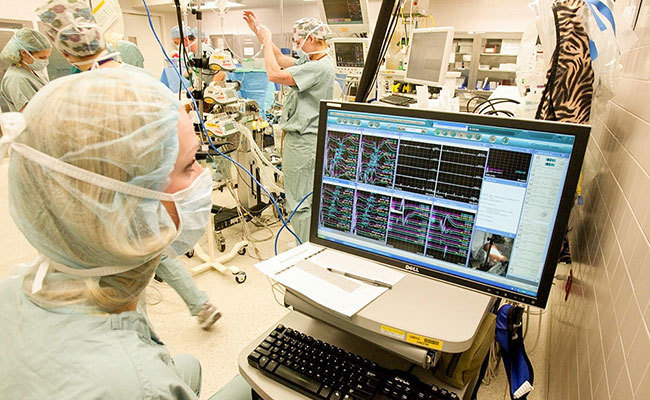 Intraoperatives Monitoring Aneurysmaclipping Neuromobil